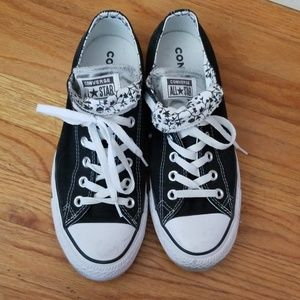 Converse All Star Women's Flip Down Tongue Size 9